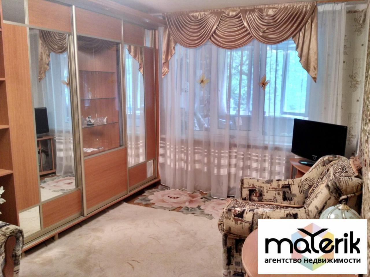 продажа однокомнатной квартиры номер A-163983 в Суворовском районе, фото номер 6
